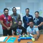 T1FC-  X-Drone team